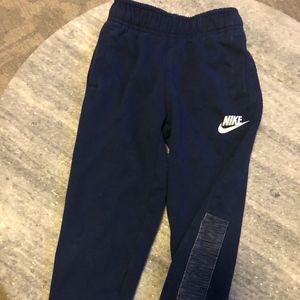 Nike Navy Joggers Pants 4T